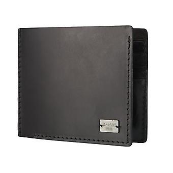 Sac à main pochette sac à main en cuir noir du Replay 4567