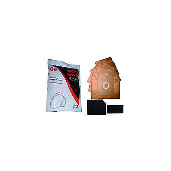 Morphy Richards papperspåse - 5-Pack