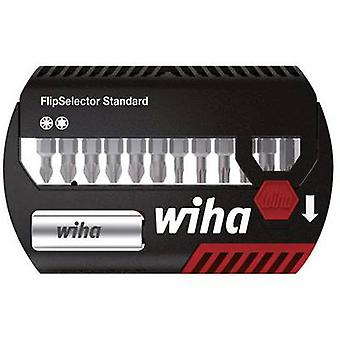Bit set 13-piece Wiha FlipSelector 39041 TORX socket