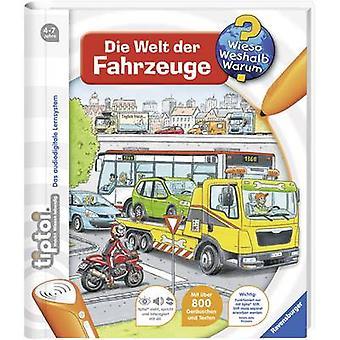 Ravensburger tiptoi® The World of vehicles