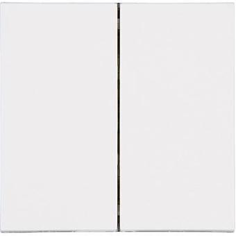Kopp Free Control Switch HK07r 2/4 Pure white