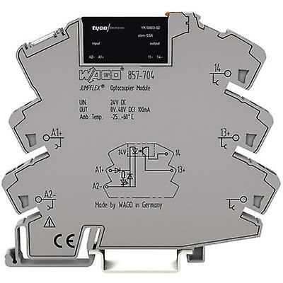 Charge de courant WAGO SSR 1 PC (s) 857-707 (max.)  100 mA tension de coupure (max.)  48 Vdc