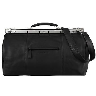 Greenburry oily tumbled leather doctor bag doctor bag travel bag 697-20