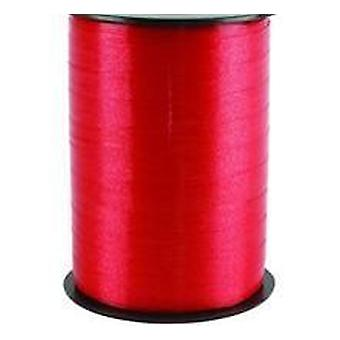 250m Red Wide Curling Ribbon | Gift Wrap Supplies