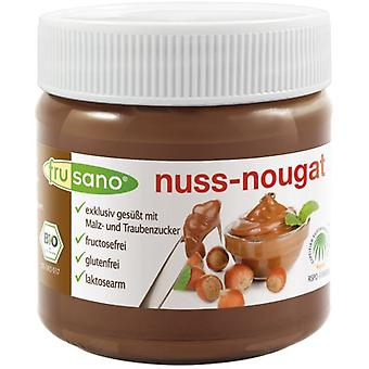 Frusano Organic Hazelnut Spread - low in lactose (Sport , Food , Nut butters)