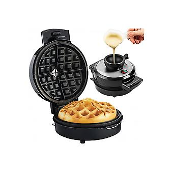 Andrew James Volcano Waffle Maker With Non Stick Plates