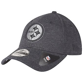 Nouvelle ère 9Forty NFL Cap - graphite JERSEY Pittsburgh Steelers