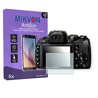 Fujifilm FinePix HS33EXR Screen Protector - Mikvon AntiSun (Retail Package with accessories)