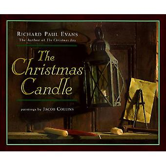 Christmas Candle by EVANS - 9780689823190 Book