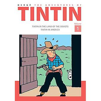 The Adventures of Tintin - Volume 1 by Herge - Georges Remi - 97814052