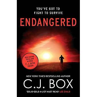Endangered by C. J. Box - 9781781852781 Book