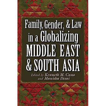 Familie - køn- og loven i en globaliserende Mellemøsten og Sydasien