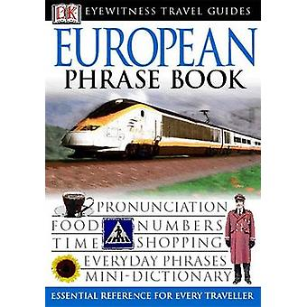 Libro de frase europeo por DK - libro 9780751321449