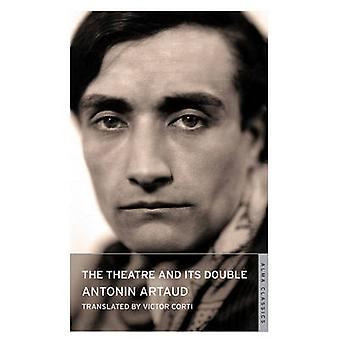 The Theatre and Its Double by Antonin Artaud - 9781847493323 Book