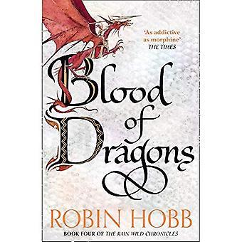 Bloed van Dragons (regen wilde Chronicles 4)