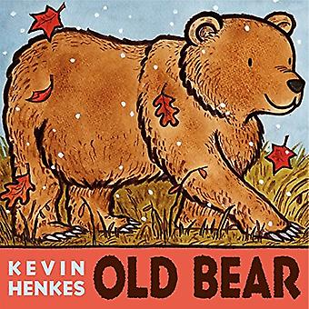 Livre de bord de vieil ours