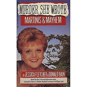 Martinis and Mayhem (Murder, She Wrote)