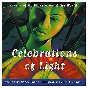 Celebraciones de la luz: un año de vacaciones alrededor del mundo