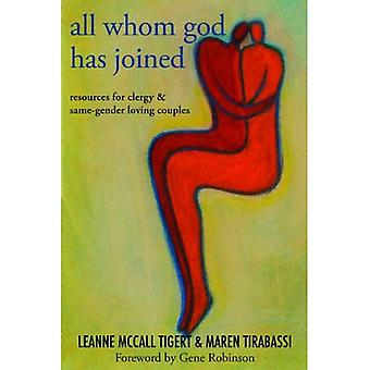 All Whom God Has Joined: Resources for Clergy and Same-Gender Loving Couples