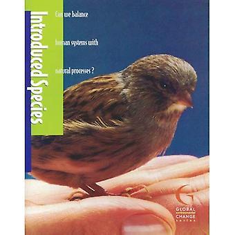 Introduced Species (Global Environmental Change (Paperback))