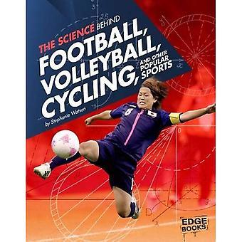 Vitenskapen bak fotball, Volleyball, sykling og andre populære idretter (Science OL i)