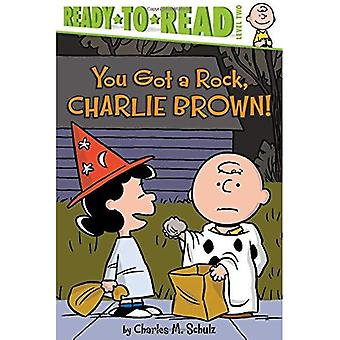 Du fick en Rock, Charlie Brown! (Jordnötter)