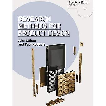Research Methods for Product Design (Portfolio Skills)