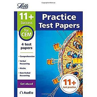 11 + épreuves pratiques (aller de l'avant) pour le CEM essais Inc. Audio télécharger - le King 11 + succès
