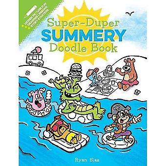 Supermega verão Doodle livro (Super Duper Doodle livros)
