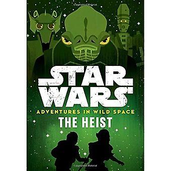 Star Wars: Adventures in Wild Space: The Heist (Adventures in Wild Space)