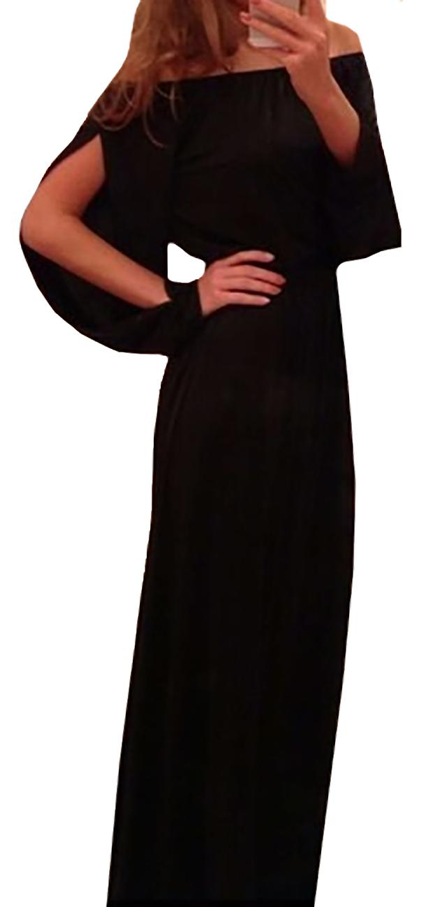 Waooh - Evening Dress with open sleeves Vori