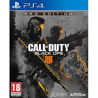 Call of Duty: Negro Ops 4 Pro Edition (PS4)