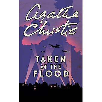 Taken At The Flood (Poirot) by Agatha Christie - 9780008256098 Book