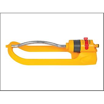 Hozelock 2974 Rectangular Sprinkler 200 Sq Metre 17 hole