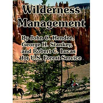 Wildernis beheer door US Forest Service