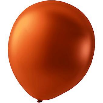Luftballons Pack von 24 Kupfer Metallic-30 cm (12