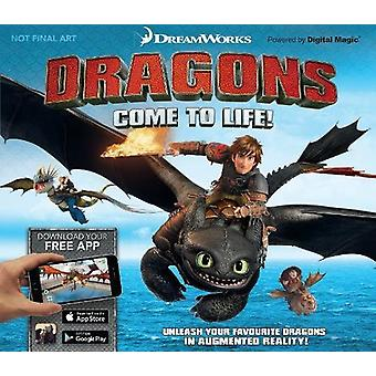 Dreamworks Dragons Come to Life! by Emily Stead - 9781783123018 Book