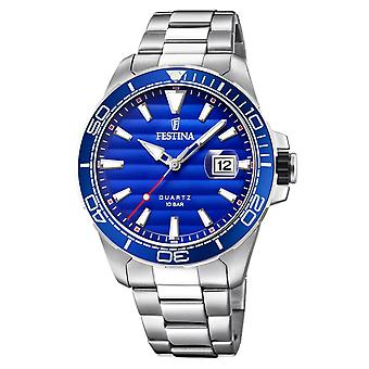Festina F20360/1 Herenhorloge 44 Mm