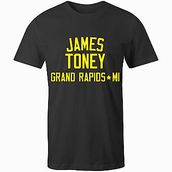 James Toney Boxing Legend T-Shirt