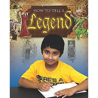 How to Tell a Legend by Janet Stone - 9780778716327 Book