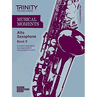 Musical Moments Alto Saxophone - Book 5 by Trinity College London - 97