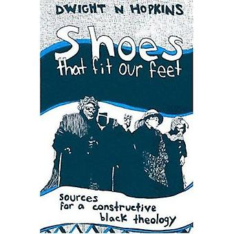 Shoes That Fit Our Feet - Sources for a Constructive Black Theology by