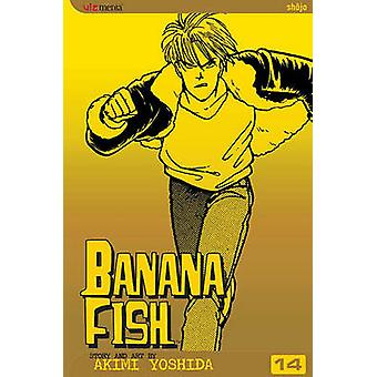 Banana Fish - Volume 14 by Akimi Yoshida - Akimi Yoshida - 9781421505