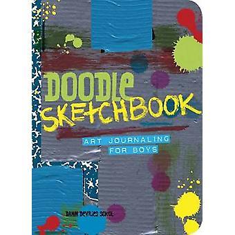 Doodle Sketchbook by Dawn DeVries Sokol - 9781423620464 Book