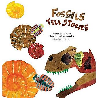 Fossils Tell Stories by Yu-Ri Kim - 9781925186161 Book
