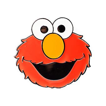 Sesame Street Red Elmo 2D Belt Buckle