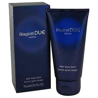 Due By Laura Biagiotti After Shave Balm 2.5 Oz (men) V728-459624
