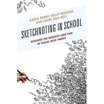 Sketchnoting i skolan: Upptäck fördelarna (och kul) av visuella antecknings