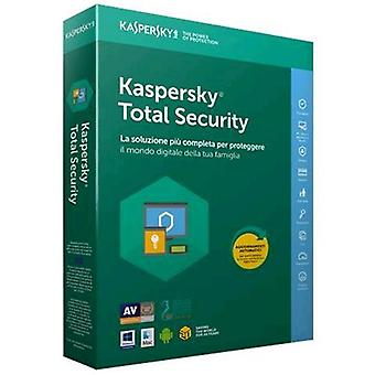 Kaspersky total security 2018 license for 2 devices for 1 year version 20 Є anniversary (english)