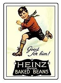 Heinz Boy Fridge Magnet  (hb)